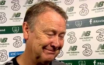 Denmark manager's goading of Ireland formation is actually way off the mark
