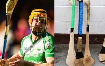 Advice from Faughs GAA on what size hurley you should use should end the ridiculousness