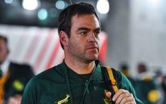 Eben Etzebeth gives new Munster coach Johann Van Graan a heartfelt farewell