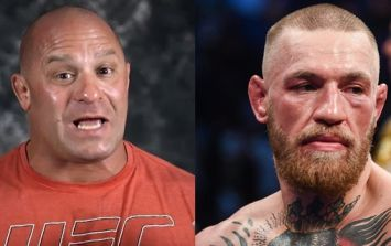 Matt Serra goes on absolutely astonishing rant about Conor McGregor's Bellator antics