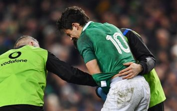 Joe Schmidt comments on Joey Carbery's arm fracture take shine off Ireland win