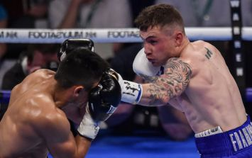 Carl Frampton returns with an almighty dog fight with Horacio Garcia