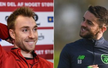 How do Ireland and Denmark measure up when you look at their Fantasy Football stats?