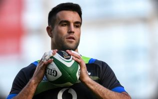 Conor Murray not too proud to remind us about costly mistake in South Africa