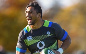 Tiernan O'Halloran comments on Bundee Aki are just what we want to hear