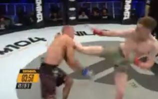 SBG starlet Dylan Tuke bounces back with phenomenal knockout in Dublin