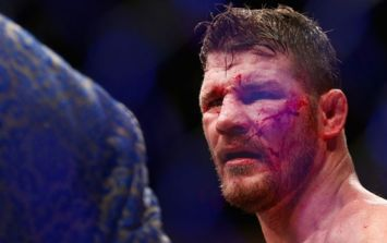 Michael Bisping steps in to fight Kelvin Gastelum on just two weeks notice