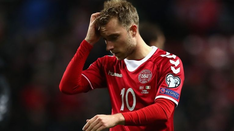 With a World Cup place at stake, Ireland will make Denmark face one more existential test