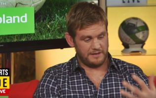Chris Henry reveals details about stroke suffered hours before South Africa game