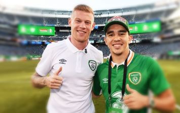 James McClean suggests Wolfe Tones classic for Michael Conlan's entrance music for next fight