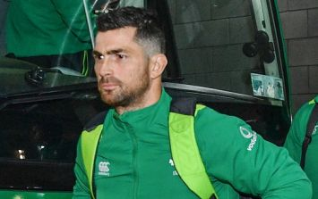 Rob Kearney delivers sight so many Irish fans feared was gone forever