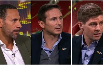 Rio Ferdinand, Frank Lampard and Steven Gerrard discuss England's failings during their time
