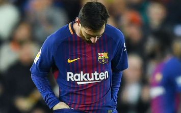 Lionel Messi's record against Chelsea is terrible
