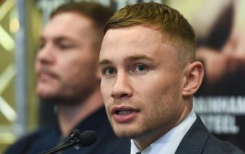 Carl Frampton responds to four-weight world champion's fight offer