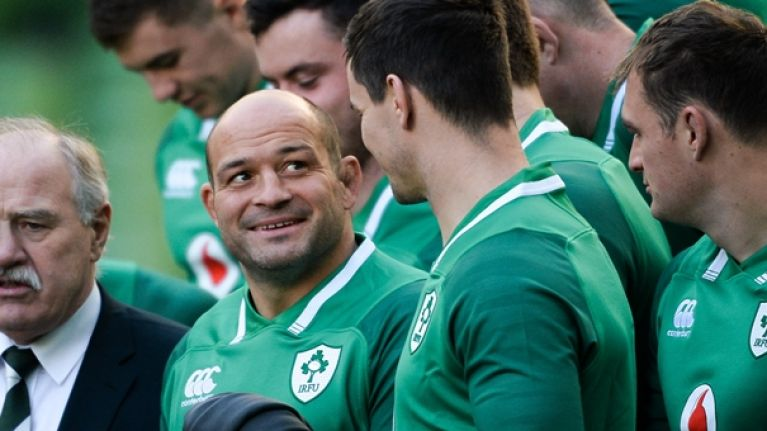 Rory Best's warm, funny words about amateur rugby are truly fantastic