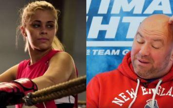 Dana White's reaction to Paige VanZant's baffling title shot announcement was cruel but fair