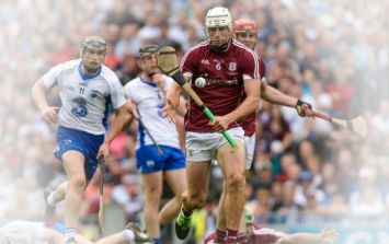 """It's nice for the kids to get their photo"" - Galway hurlers look after their young fans"
