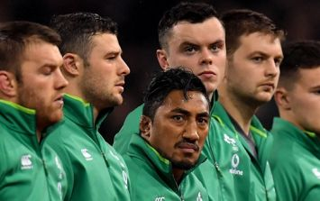 Ireland's team to face Argentina may contain one surprise call