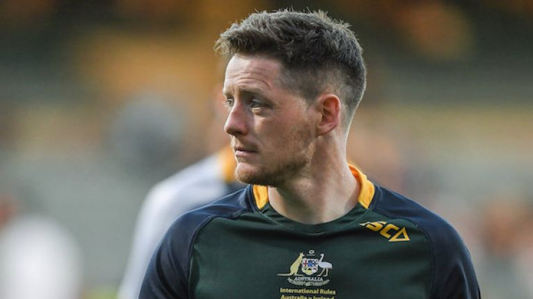 Conor McManus' performances have Australians asking clubs to make an approach
