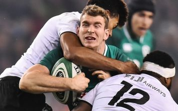 Chris Farrell said exactly what needed to be said after his bruising Ireland debut