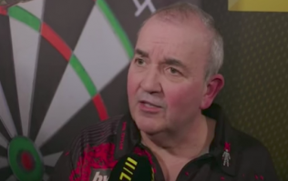 WATCH: Phil Taylor goes off on astonishing rant about Derry rival