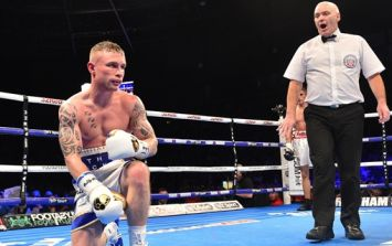 Carl Frampton reveals mistakes that led to controversial knockdown against Horacia Garcia