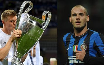Can you name the countries these 25 Champions League winners represented?