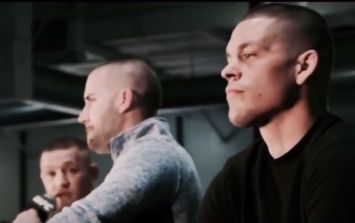 Nate Diaz returning against Tyron Woodley unlikely because of UFC offer, claims coach