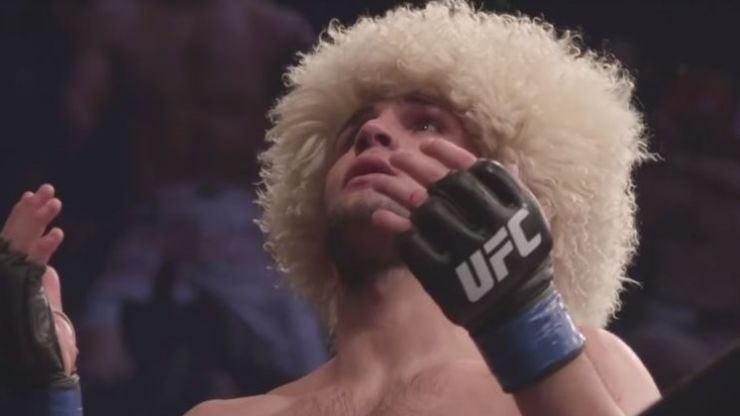 Khabib Nurmagomedov was with Conor McGregor... until he went after Marc Goddard