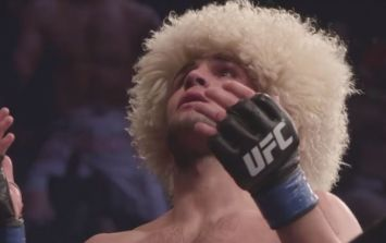 Khabib Nurmagomedov was with Conor McGregor... until he went after Marc Goddard
