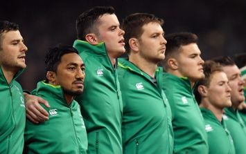 Three huge calls in Ireland team to face Argentina