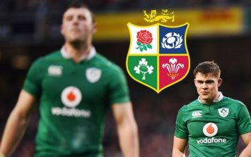 Rugby legend makes huge Lions claim about Robbie Henshaw and Garry Ringrose