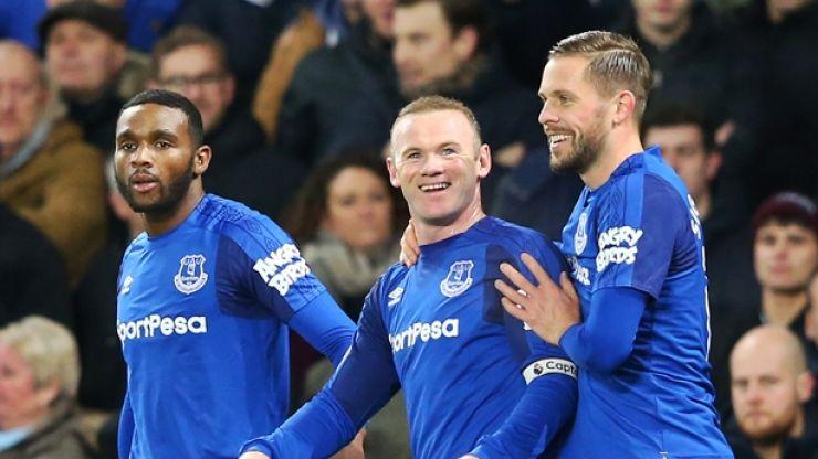 Wayne Rooney's goal isn't even Everton's best goal this season