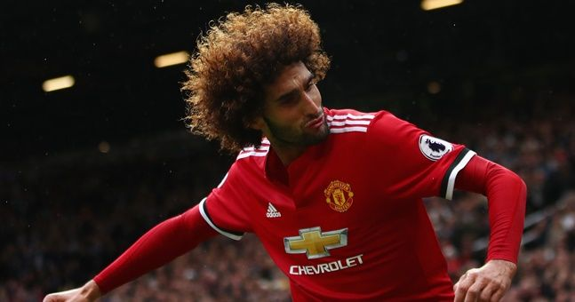 Former outcast Fellaini may hold the key to United beating City