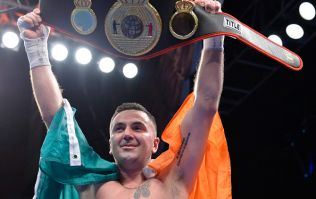 'I'm not even the best boxer in my own housing estate' - Niall Kennedy can't escape his humble beginnings