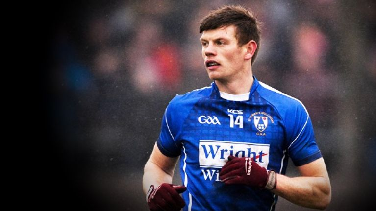 John Heslin: Not your standard modern day GAA player