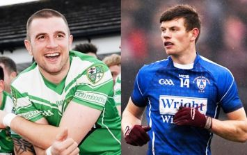 Sunday's Leinster final sees two split towns clash