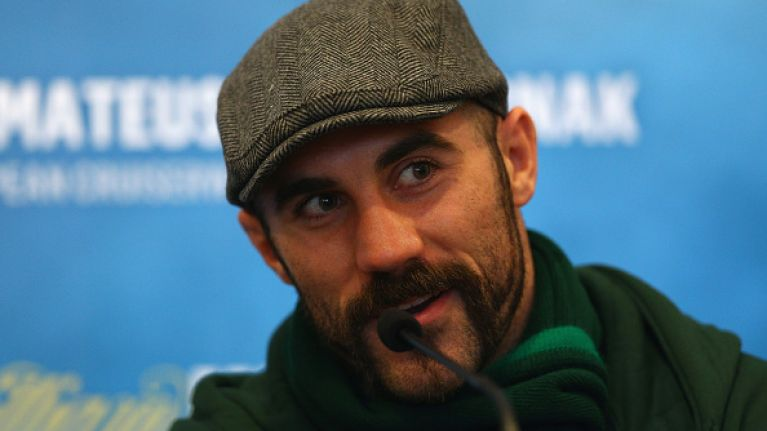 Spike O'Sullivan's potential world title fight with Gennady Golovkin under threat