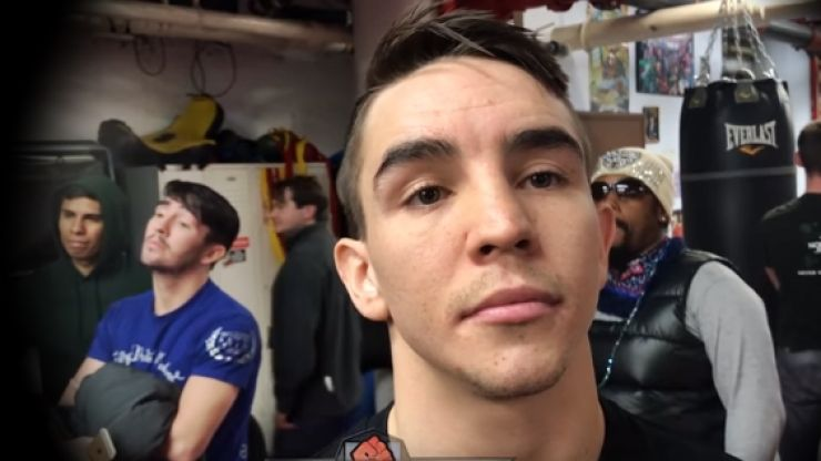 Michael Conlan handles awkward American interview like a champ