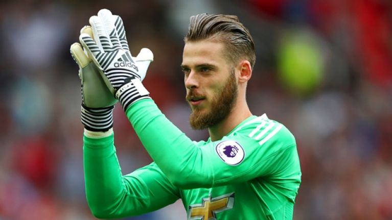 7bcb910b16c Manchester United attempt to ward off Real Madrid interest in David De Gea  with enormous price