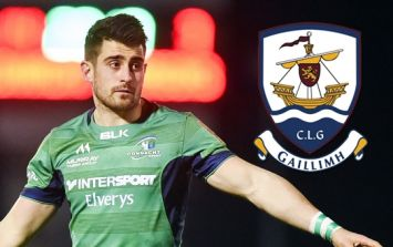 Tiernan O'Halloran's reason for picking Connacht over Galway was perfectly understandable
