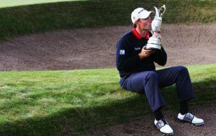 Padraig Harrington's maiden British Open win voted best Irish sporting moment of 2000s