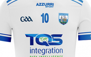 Waterford release new jersey for 2018