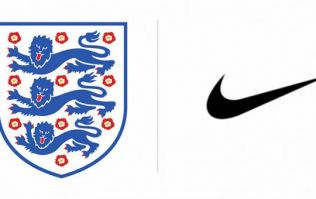New 'leaked' image show the kits England will wear at the World Cup