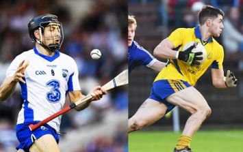 Most hurlers will be of the same opinion as Jamie Barron on Gaelic football