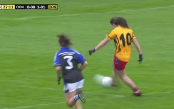 WATCH: Emma Duggan's screamer for Dunboyne worthy of winning one hell of an All-Ireland battle