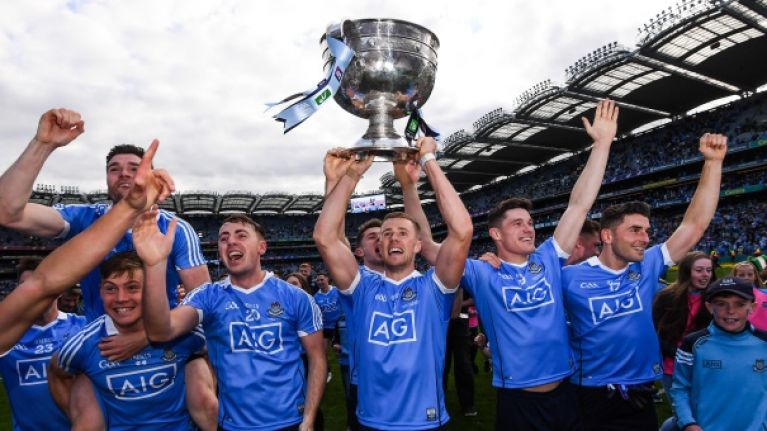 Latest Dublin sponsorship deal highlights widening financial gap in the GAA