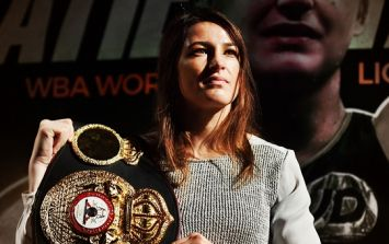 Let's bring Katie Taylor home and show the world how big women's boxing can be
