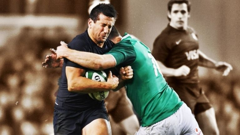 Far too many rugby players are making the same mistake when it comes to tackling