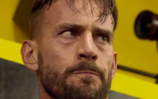 CM Punk's coach has the perfect opponent in mind for his second UFC outing
